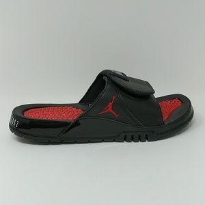 be29ee179969f Nike Shoes - Nike Air Jordan Hydro XI 11 Retro Bred Slides New